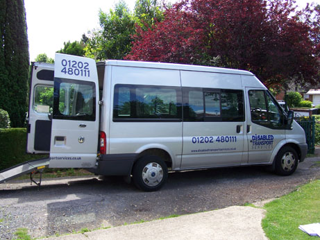 wheelchair taxi service in bournemouth. Black Bedroom Furniture Sets. Home Design Ideas